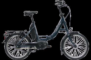E Bikes Klapprad von Hercules mit Bosch Motor, Shimano Schaltung und Magura Bremsen