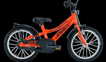 Puky Fahrrad in Orange mit 18zoll