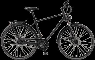KTM Trekkingrad mit 11 Alfine shimano Nabenschaltung und scheibenbremsen
