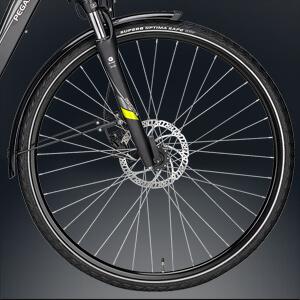 Pegasus Reifen mit Pannenschutz 60%