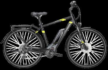 Pegasus e-bike mit Bosch motor und shimano schaltung
