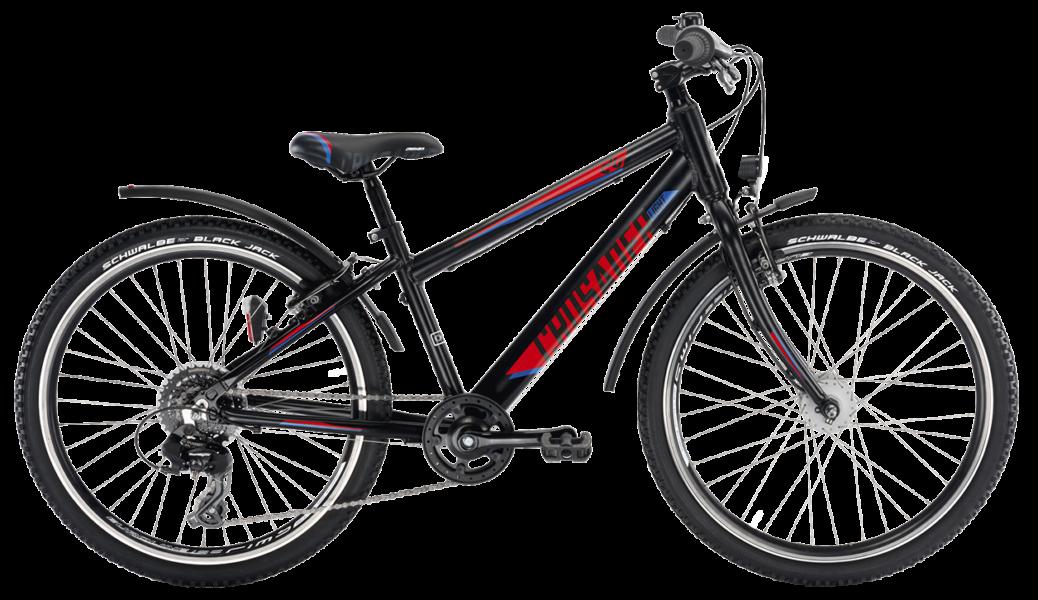 Puky Fahrrad mit 8 Gang Kettenschaltung von Shimano