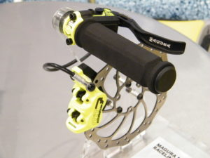 Magura MT7 RACELINE - LIMITED SPECIAL EDITION Downhill ZEG Bike Show 2016