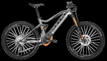bulls bosch motor mountainbike fully mit magura bremsen und fox federgabel