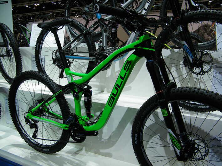 bulls wild mojo neuheiten 2016 all mountain bike enduro. Black Bedroom Furniture Sets. Home Design Ideas