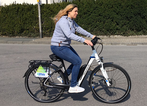 e bike pedelec testen fahrrad e bike zentrum schreiber. Black Bedroom Furniture Sets. Home Design Ideas